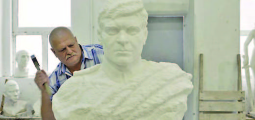 Стефан Стефанов, скулптор