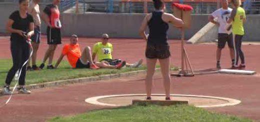 В Сливен започна ДВП по лека атлетика
