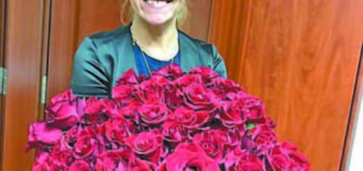 иванчева букет рози 3