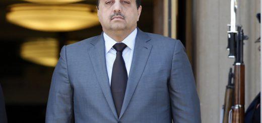 Qatar_ Minister of Defense Khalid bin Mohammed al-Attiyah