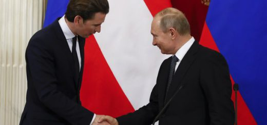 Austria_ Putin