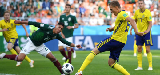 Mexico v Sweden