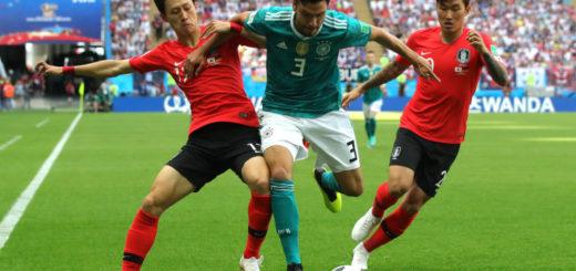 Korea Republic v Germany