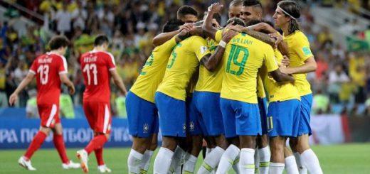 Braziliya-Sarbiya