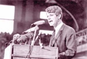 Боби Кенеди, който обеща на народа си мир и по-справедлив живот