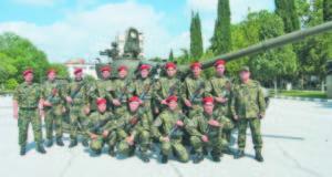 Воините от ЦПС могат да се похвалят и с високи военно-спортни постижения