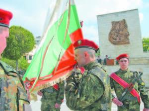 Новоназначените военнослужещи положиха военна клетва през юни