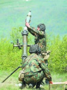 Минохвъргачките са едни от най-разпространените в зоната на военни конфликти.