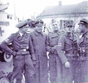 Българи, участващи в редиците на Waffen SS Фото http://samvoin.blog.bg