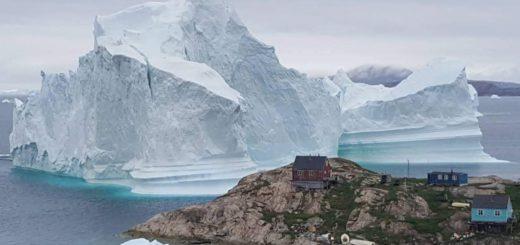 Isberg-Grenlandia