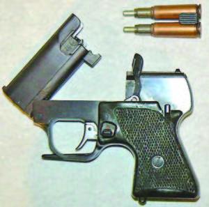 Пистолет МСП руски Деринджър