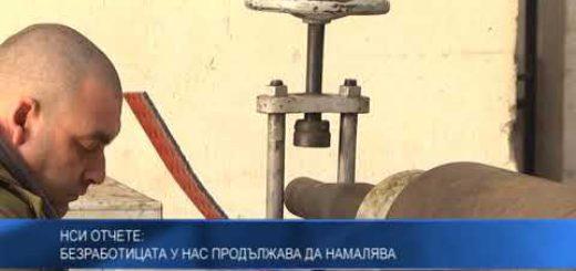 НСИ отчете: Безработицата у нас продължава да намалява
