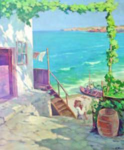 Картини от изложбата