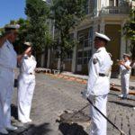 Визита на командващият на VI -ти американски флот във Варна