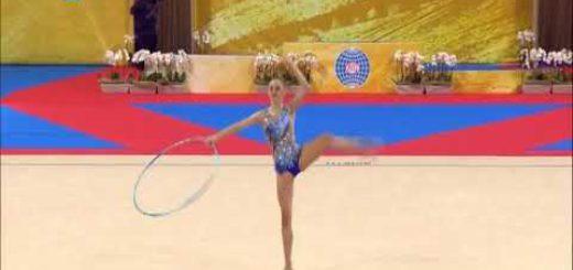 Българските гимнастички започнаха много силно участието си на световното първенство по художествена гимнастика в София