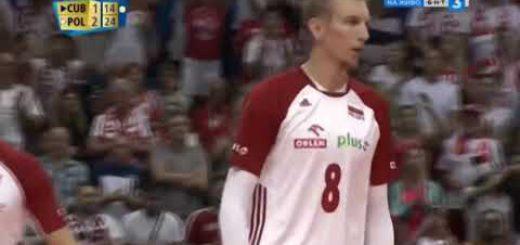 Полша – Куба 3 : 1