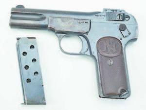 Browning M 1900