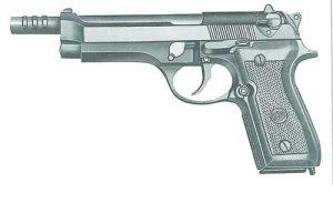 Beretta 92 SBS Special