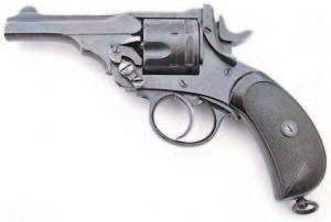 Webley Mk III