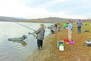 18 журналисти мериха сили във възстановения риболовен турнир за представители на медиите