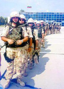 BG kontingent-Kerbala