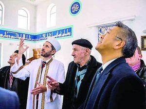 Откриване на нова джамия в Албания