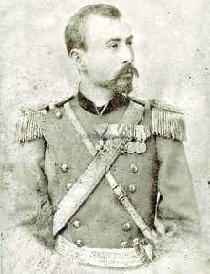 Майор Олимпий Панов  (1852–1887)