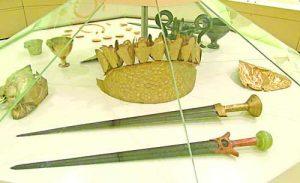 Оръжия и украшения от времето на Троянската война