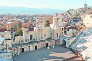 Античният театър е най-монументалната сграда  у нас от древността