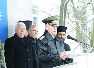 Генерал-лейтенант Любчо Тодоров поздрави военнослужещите от СКС с началото на новата учебна година