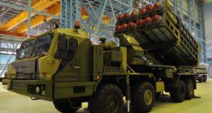 """руски зенитно-ракетен комплекс С-350 """"Витяз"""""""