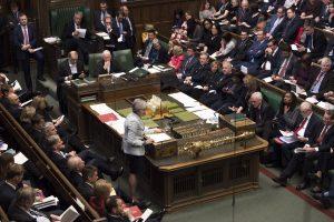 UK-parlament