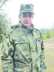 Подполковник Недялко Киров