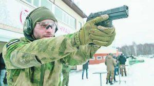 През януари 2019 г.  за пръв път е демонстрирана стрелба с 'Удав'