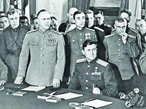 Маршал Жуков – победителят, който повелява капитулацията на Райха