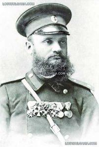 Генерал Данаил Николаев тръгва към родината от Болград Фото: Изгубената България
