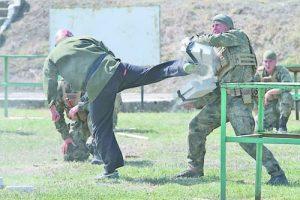 Специализираните умения на военнослужещите от 68-ма бригада 'Специални сили' винаги са били за пример
