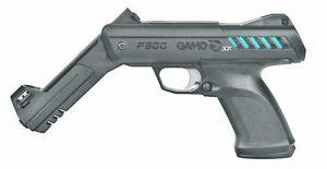 4,5 mm въздушен пистолет Gamo на свободно притежаване