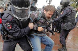 Russia- protesti