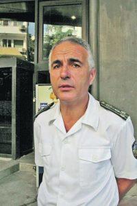 Капитан първи ранг Недко Димитров