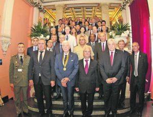 Обща снимка на участниците в конгреса