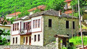 Музеят на Илинденското въстание в днешно Крушево