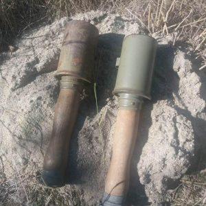 boepripasi - granati