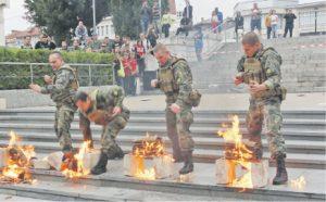 Кампанията на МО се превърна в празник за Асеновград