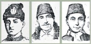 Георги Апостолов, загинал като Ботев четник, Михаил и Георги Жекови – героични жертви на Старозагорското въстание