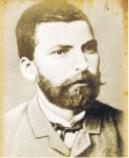 Четникът и летописецът Захарий Стоянов, на когото дължим паметта за героите