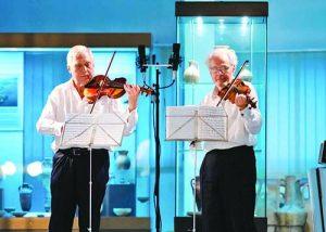 'Ветераните' на фестивала Ангел Станков и Йосиф Радионов изнесоха концерт и 35 г. след първото издание на фестивала