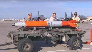Новите ядрени бомби на САЩ В61-12