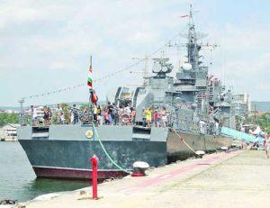 'Смели' на Морската гара във Варна