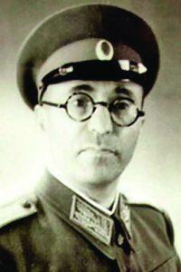 Петър Вранчев става генерал на 11 септември 1944 г.